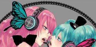 Vocaloid Hatsune Miku Megurine Luka Magnet