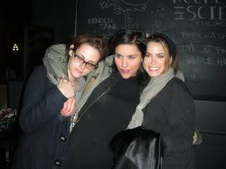 Nikki Reed Sage Dill Kristen Stewart, Hay una lesbiana en mi sopa