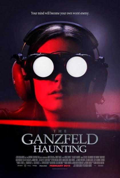 The Ganzfeld Haunting lesbian movie poster
