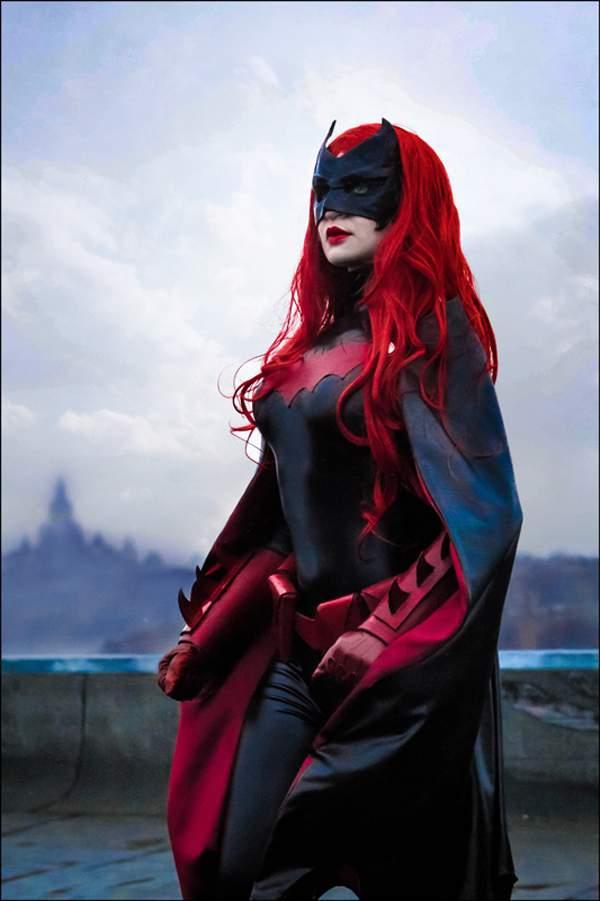 Batwoman Love Squad, Hay una lesbiana en mi sopa