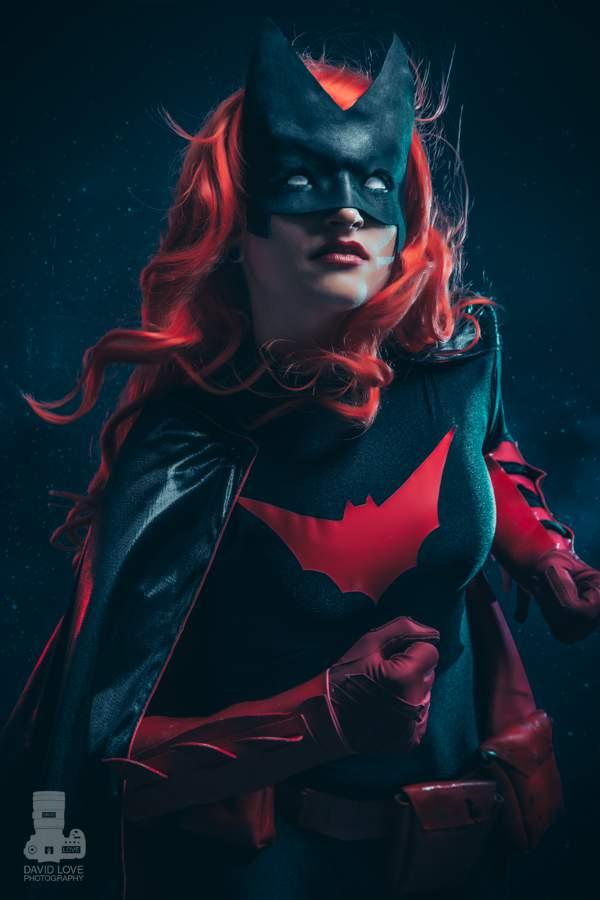 Batwoman Truefd, Hay una lesbiana en mi sopa