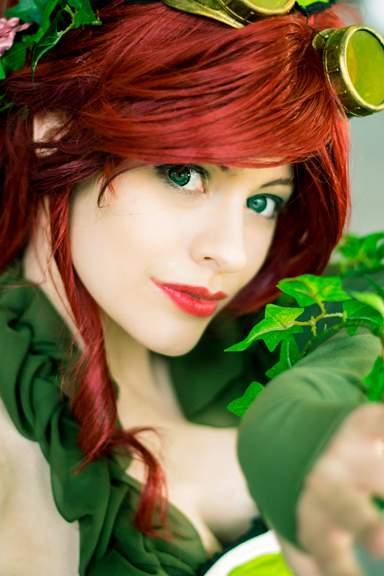 Poison Ivy 1 Thelsupin, Hay una lesbiana en mi sopa