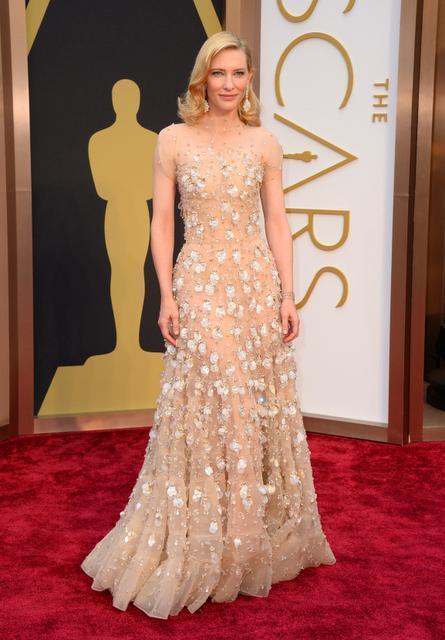 Cate Blanchett Oscars2014, Hay una lesbiana en mi sopa