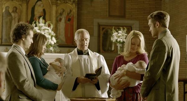 Katherine Heigl Jennys Wedding 1, Hay una lesbiana en mi sopa