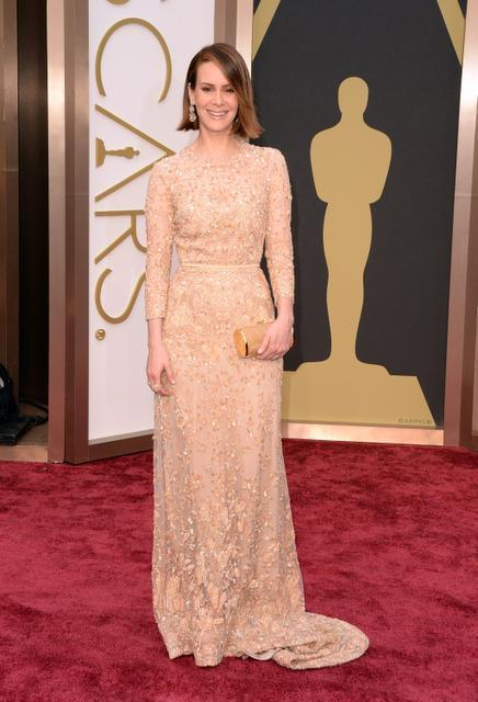Sarah Paulson Oscars2014, Hay una lesbiana en mi sopa