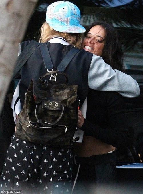 Michelle Rodriguez y Cara Delevingne: sol, playa y amor