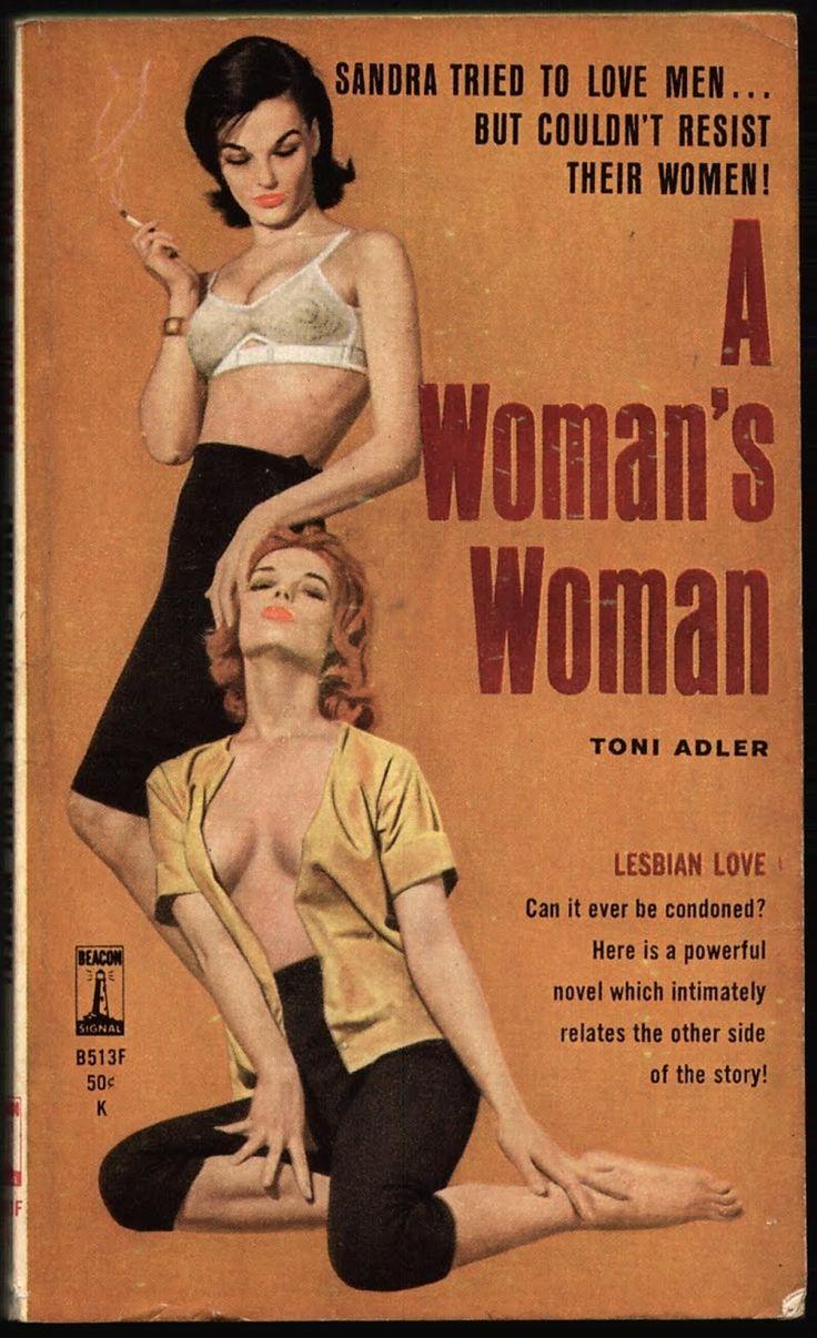 A Womans Woman, Hay una lesbiana en mi sopa