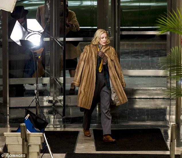 Cate Blanchett Carol 4, Hay una lesbiana en mi sopa