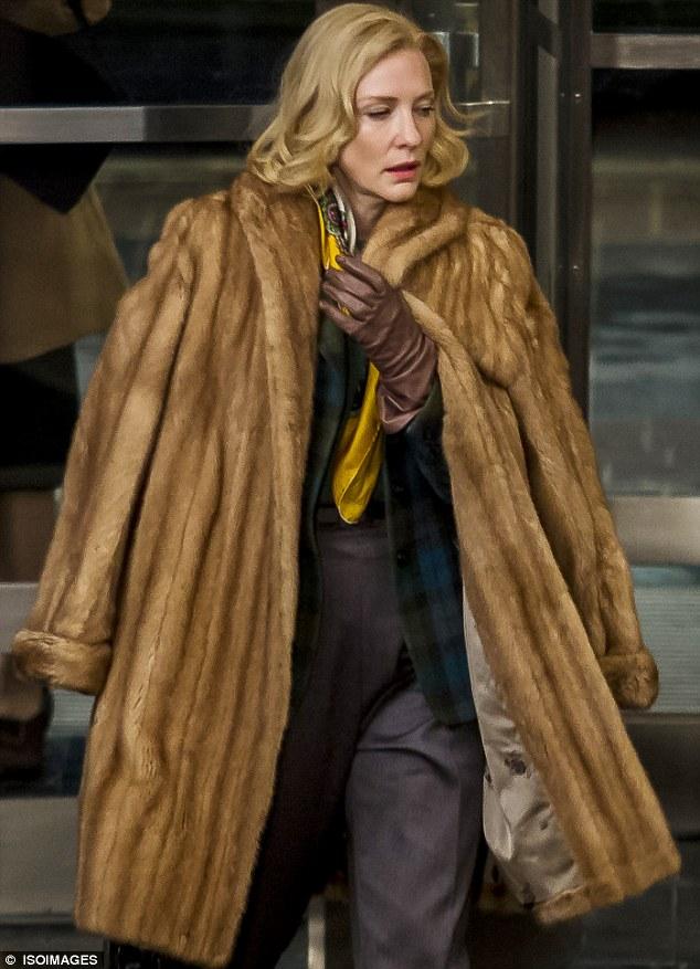 Cate Blanchett Carol, Hay una lesbiana en mi sopa