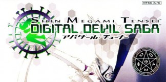 Digital Devil Saga Cover