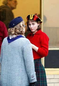 Rodaje De Carol Cate Blanchett Sarah Paulson Rooney Mara 2, Hay una lesbiana en mi sopa