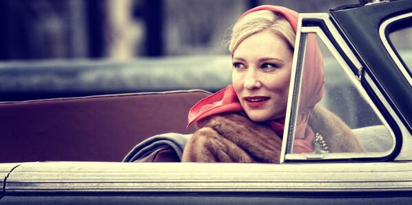 Rodaje De Carol Cate Blanchett Sarah Paulson Rooney Mara 4, Hay una lesbiana en mi sopa