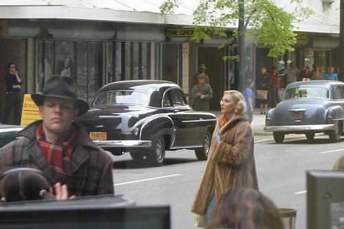 Rodaje De Carol Cate Blanchett Sarah Paulson Rooney Mara 9, Hay una lesbiana en mi sopa