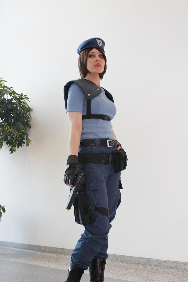 Jill Valentine Resident Evil Cosplay