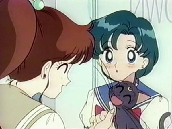 Sailor Moon Ami Makoto