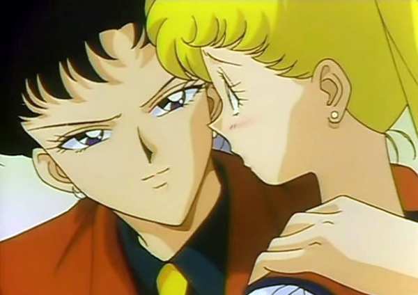 Sailor Moon Seiya Usagi