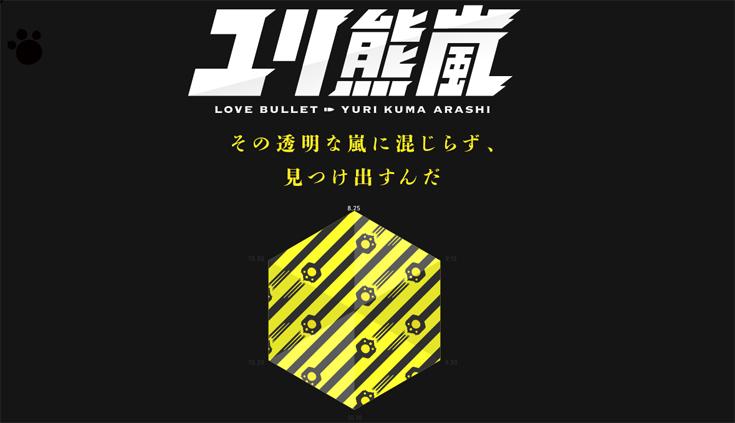 El director de 'Utena' vuelve a la carga con 'Yuri Kuma Arashi'