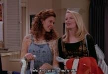 Carol Y Susan Friends We Are Getting Married 218x150, Hay una lesbiana en mi sopa