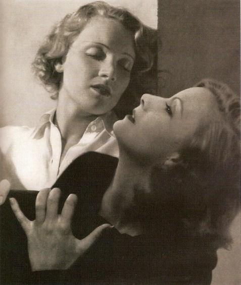 Dietrich y Garbo, socias del Círculo de Costura