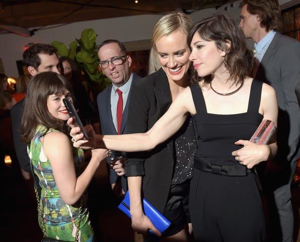 Taylor Schilling Variety Women Film Emmy Nominee IGM HQYOiul, Hay una lesbiana en mi sopa