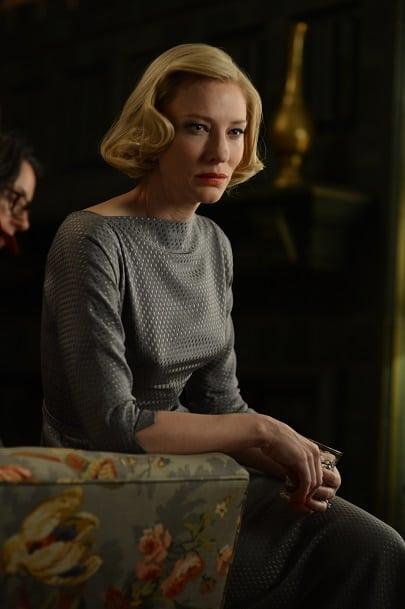 Carol Blanchett 2, Hay una lesbiana en mi sopa