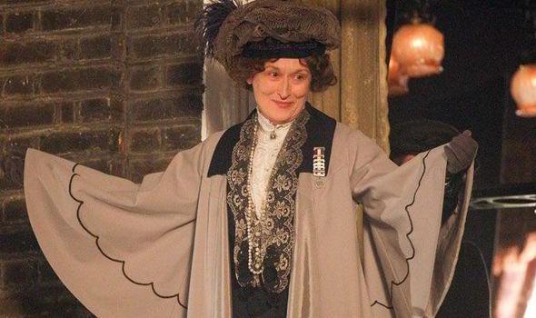 Trailer de 'Suffragette', con Meryl Steep a la cabeza del derecho femenino a voto