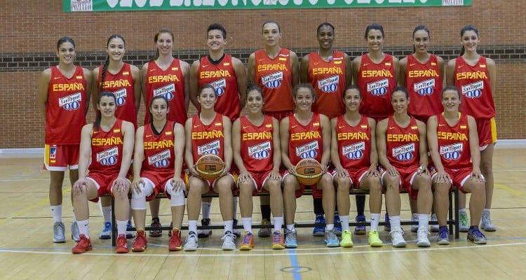 seleccion española femenina baloncesto