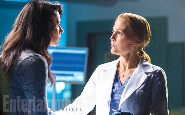 X Files2, Hay una lesbiana en mi sopa