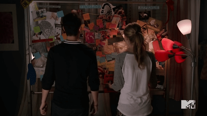 AMY-SHANE 'Faking it' recap (2×12): ¡Venganza!