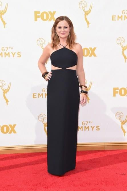 amy poehler - La increíble alfombra roja de los Emmys 2015
