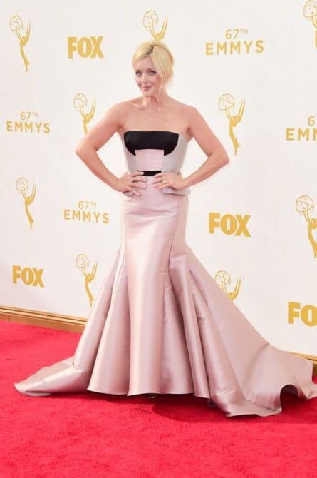 jane krakowski - La increíble alfombra roja de los Emmys 2015