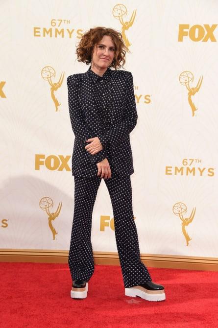 jill soloway - La increíble alfombra roja de los Emmys 2015