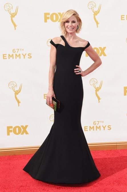 julie bowen - La increíble alfombra roja de los Emmys 2015