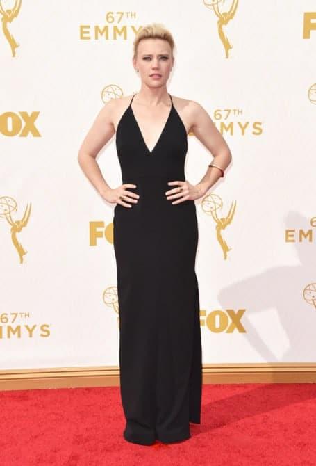 kate mckinnon - La increíble alfombra roja de los Emmys 2015