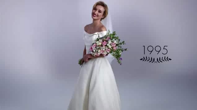 Con Una 100 Novia Vestidos De Años Sorpresa Incluída Hay wIqS7q6