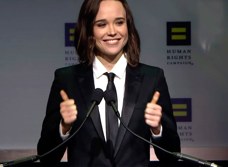 Ellen-Page-Human-Rights-Campaign