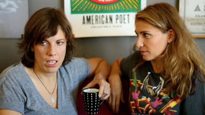Cr%C3%ADtica Portrait Of A Serial Monogamist 3, Hay una lesbiana en mi sopa