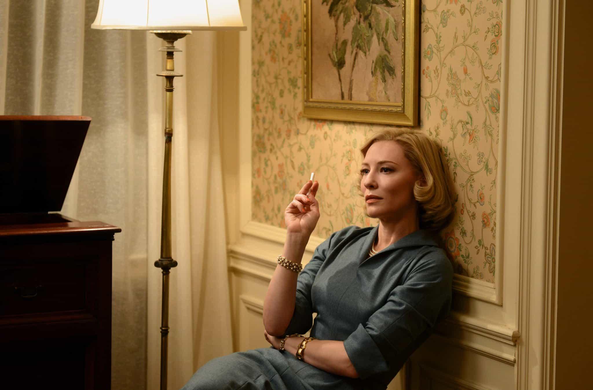 cate blanchett carol - Kristen Stewart estrenará su primer trabajo como directora en Sundance