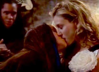 Jessica Alanis, Hay una lesbiana en mi sopa