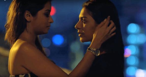 El Beso En Televisin Que Ha Revolucionado India - Hay Una Lesbiana En Mi Sopa-3381