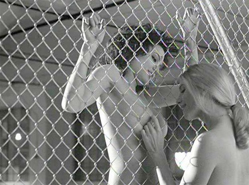 gia angelina jolie elizabeth mitchell - Kristen Stewart y Chloë Sevigny croquetean en 'Lizzie'