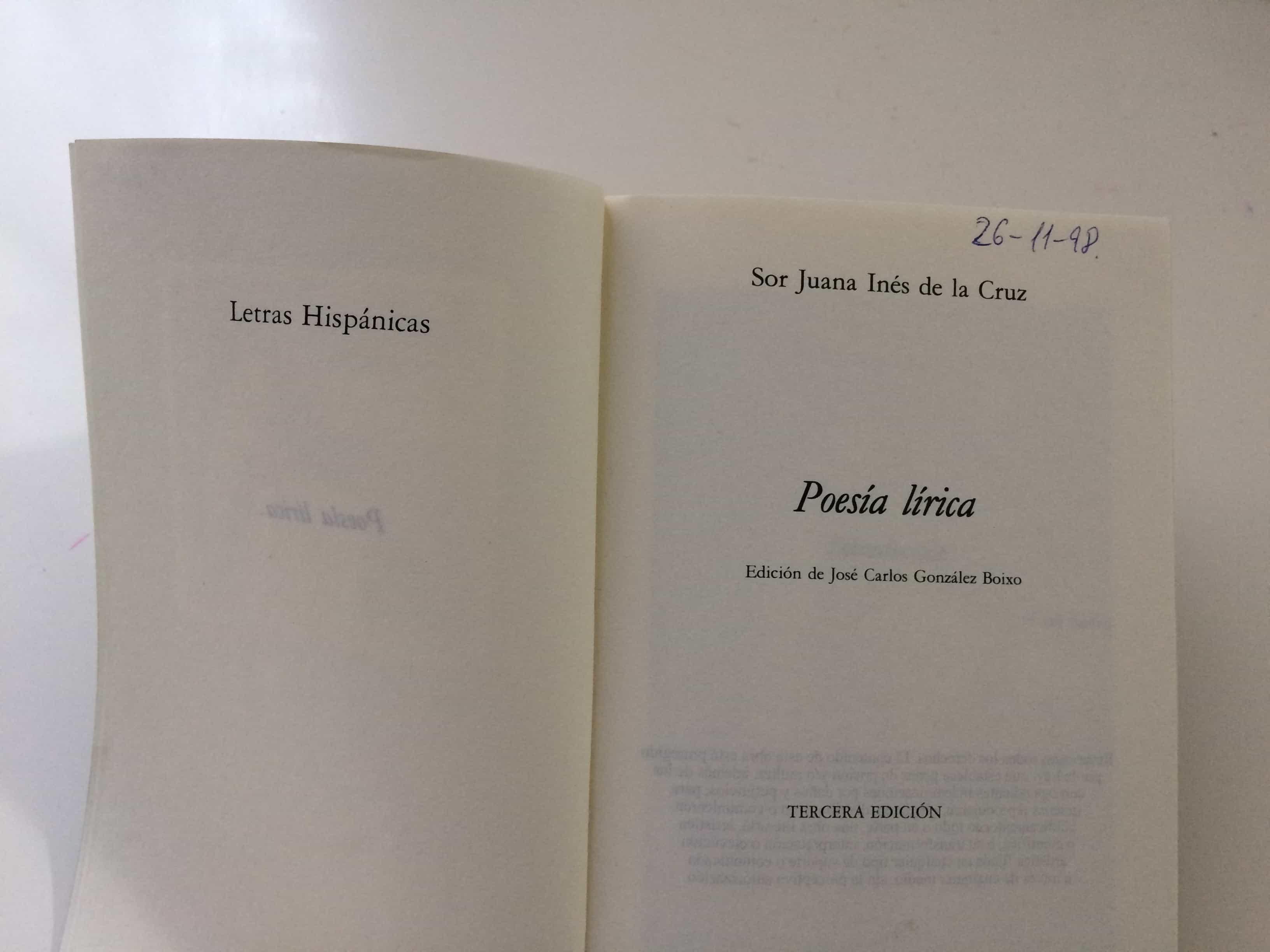 Libro SorJuana Vanessa Ejea, Hay una lesbiana en mi sopa
