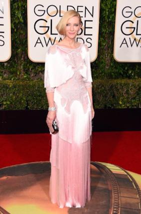 Cate Blanchett Globos de Oro 2016 3 - Los Globos de Oro 2016, minuto a minuto