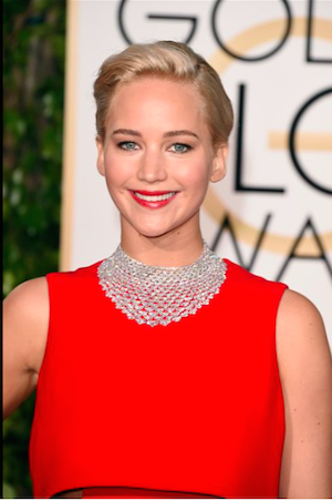 Jennifer Lawrence Globos de Oro 2016 - Los Globos de Oro 2016, minuto a minuto