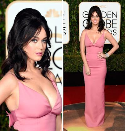 Katy Perry Globos de Oro 2016 - Los Globos de Oro 2016, minuto a minuto