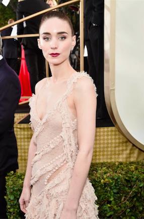 Rooney Mara, Globos de Oro 2016