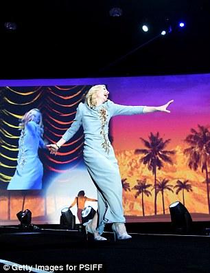 Cate Blanchett Palm Springs3, Hay una lesbiana en mi sopa
