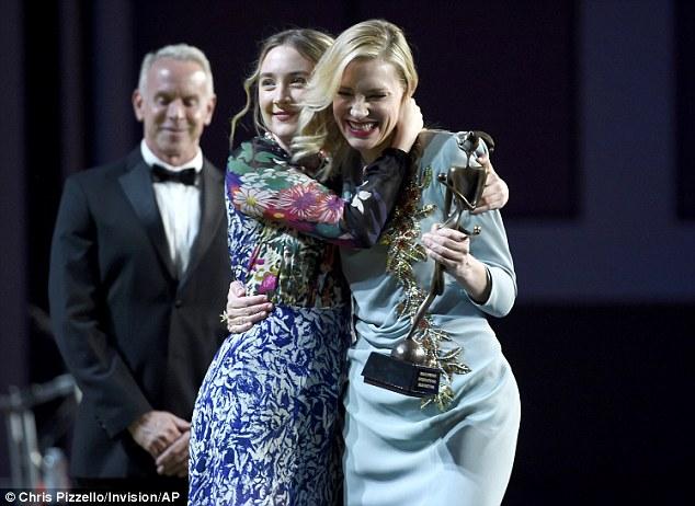 Cate Blanchett Palm Springs5, Hay una lesbiana en mi sopa