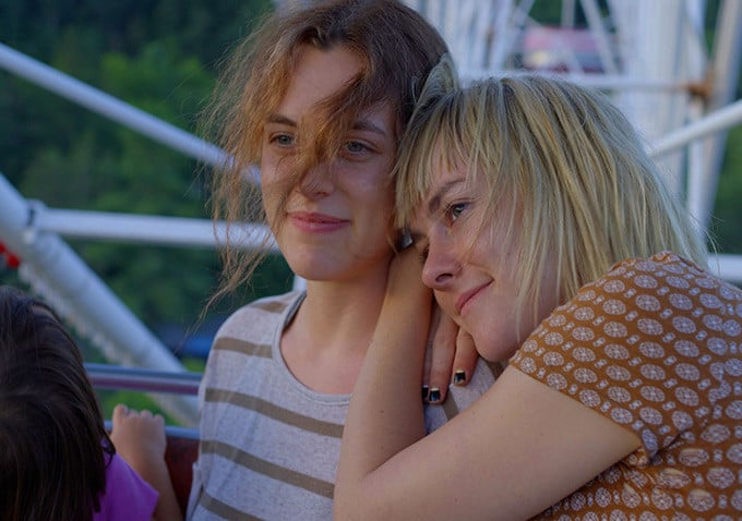 Lovesong Jena Maloney, Hay una lesbiana en mi sopa