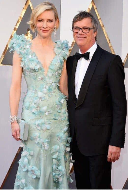 Cate Blanchett Y Todd Haynes O%CC%81scar 2016, Hay una lesbiana en mi sopa